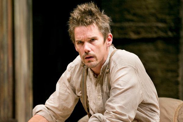Ethan Hawke as Ivanov