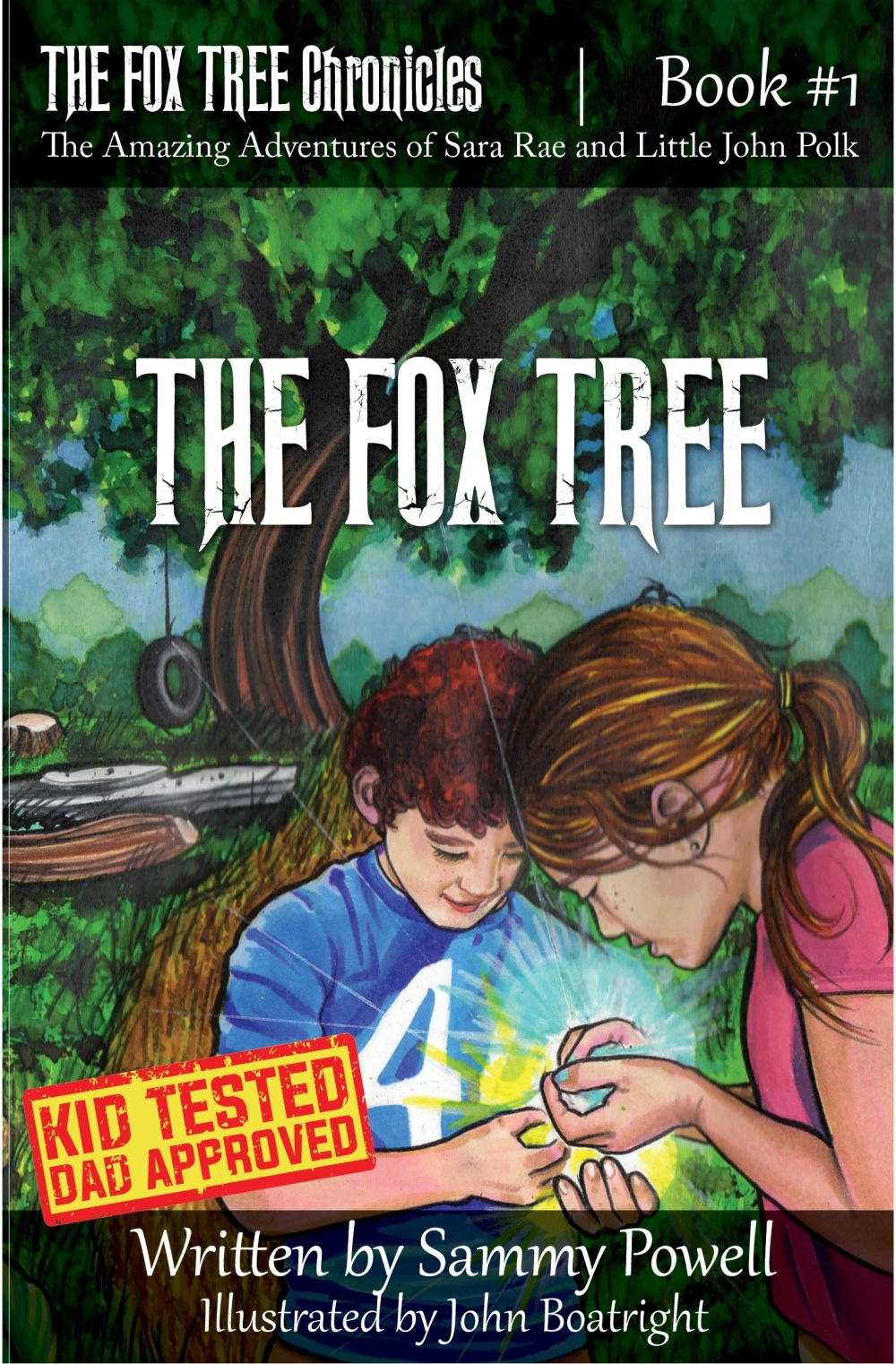 The Fox Tree_Book_1_Front Cover